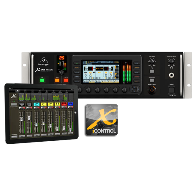 Behringer x32 software android